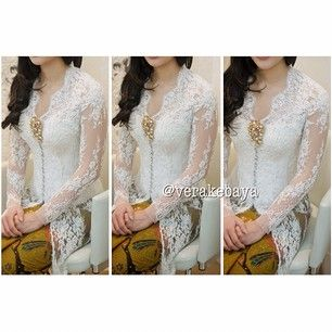 For my Wedding #kebaya #indonesia