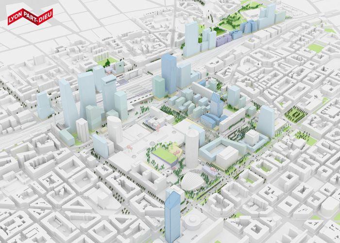Service Urbanisme Ville De Lyon