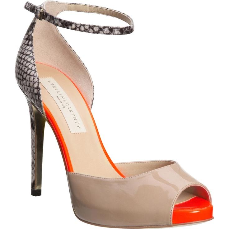 Stella McCartney faux python pump <3Stella Mccartney, Python Pump, Women Accessories, Fashion Accessories, Heels, Stellamccartney, New Shoes, Faux Python, Mccartney Faux