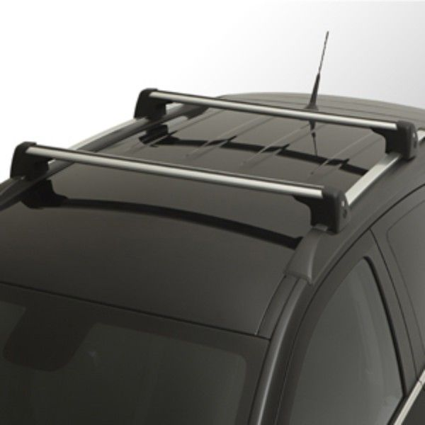 Tax Roof Rack Cross Rail Package:This Removable Roof Rack Cross Rail Package includes cross rails and all necessary mounting hardware to expand the cargo capacity for your Trax. *Cargo and load capacity limited by weight and distribution.