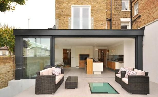 Im going off sliding folding doors- towardstriple sliders, I think it gives the best of both