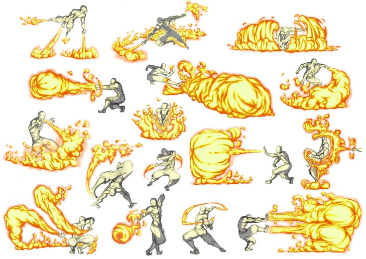 Firebending Final List by moptop4000.deviantart.com on @deviantART