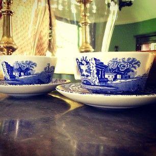 Tea cups Elizabeth Farm