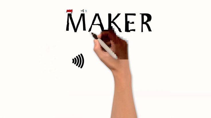 Focusky Video Presentation Example: Maker Culture