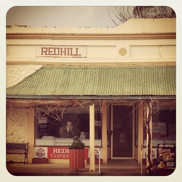Redhill. Country South Australia.