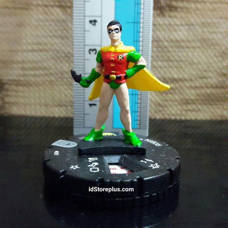 DIJUAL Miniatur Robin 009 The Joker's Wild! DC Comics  Update di: Toko Online: www.idstoreplus.com FB/Twitter/G/Line : idStoreplus WhatsApp: 0818663621  #robin #thejoker #dccomicsindonesia #dccomicsfans #dccomicsart #pajangan #pajanganlucu #pajangandinding #pajanganunik #pajanganrumah #pajanganmurah #idstoreplus #jualheroclix #mainanunik #miniatur #kado #tokoheroclix #mainananak #hiasan #kadounik #kadocowok #kadoultah #kadopacar #kadopacarunik #koleksiunik #kadoulangtahun #mainanunik #hadiah…