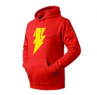 The Flash hoodie cool pulloverhoodies for men long sleeve