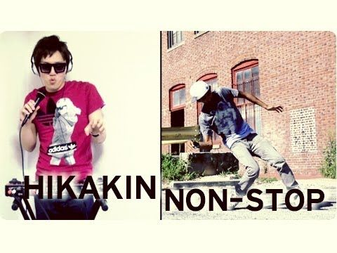 Hikakin and Nonstop - Beatbox and Dance Collaboration - myISH