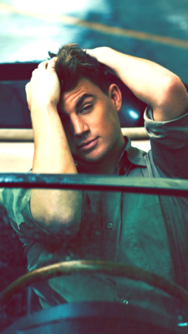 Chaning Tatum...You can't say no!! <3