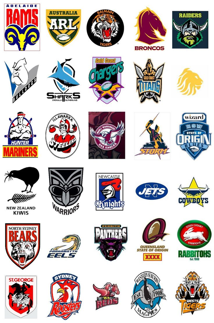 107 best Rugby Logos  Art images on Pinterest  Rugby Australian