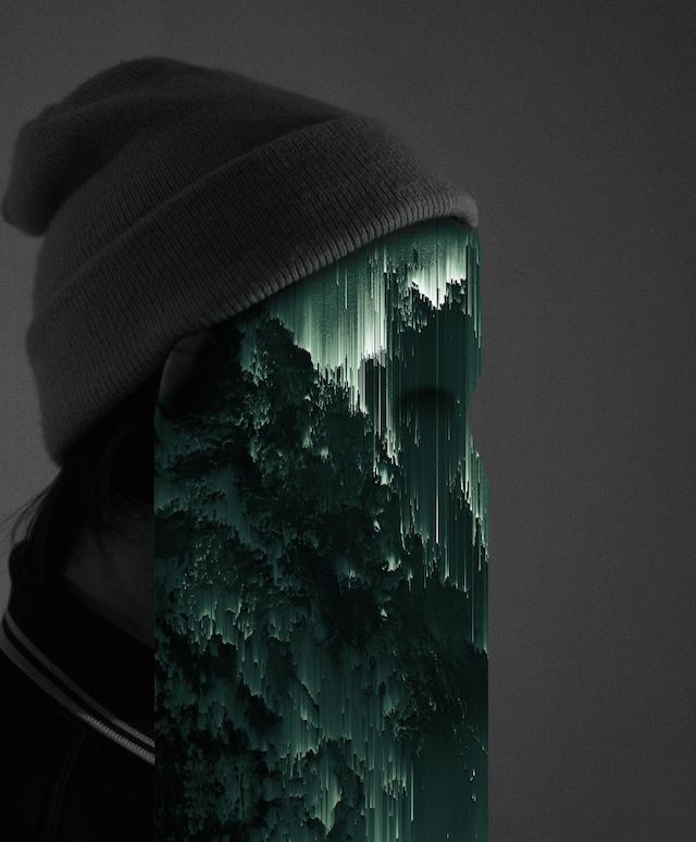 Glitched Collages By Giacomo Carmagnola | iGNANT.de