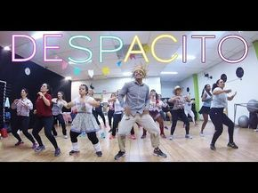 ZUMBA | DESPACITO - Luis Fonsi ft Daddy Yankee | Prof. Brown Andrade - YouTube