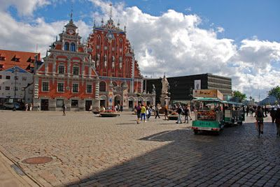 Riga Gezisinden Notlar