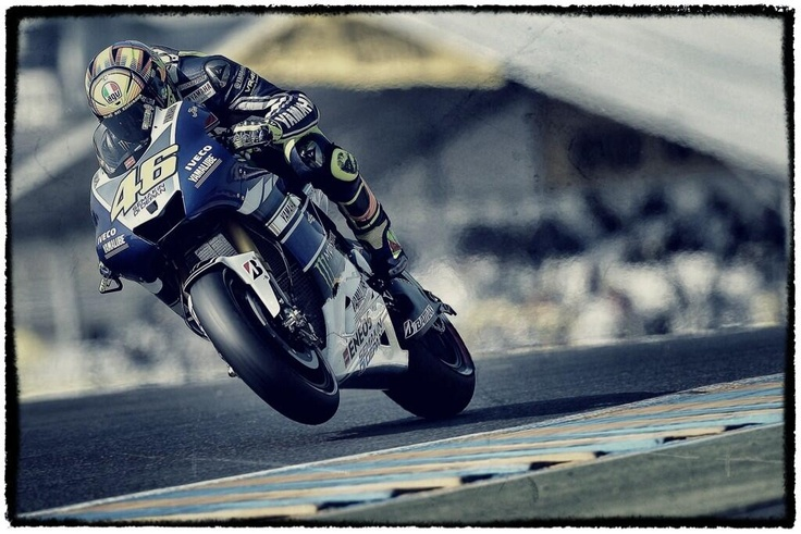 Rossi, Le Mans 2013