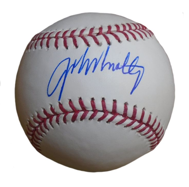 John Smoltz Autographed Rawlings ROMLB Baseball, Proof Photo. John Smoltz Signed Rawlings ROMLB Official Game Baseball, Atlanta Braves, Boston Red Sox, St Louis Cardinals, Proof   This is a brand-new John Smoltz autographed Rawlings OMLB Official leather game baseball.  John signed the baseball in blue ball point pen. Check out the photo of John signing for us. ** Proof photo is included for free with purchase. Please click on images to enlarge. Please browse our website for…