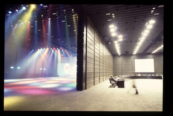 Tokyo International Forum | Rafael Viñoly Architects | Hall D