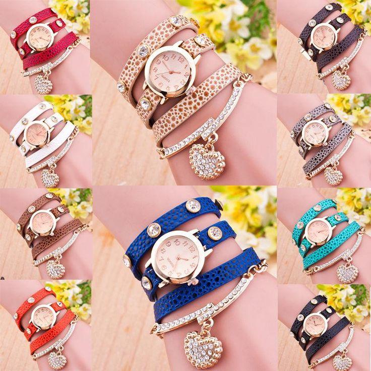 http://www.kirikkiri.it/c/381383086738&pid=12    Donna quarzo braccialetto bracciale orologio da polso con strass a multe righe  Italia    #Donna #quarzo #braccialetto #bracciale #orologio #da #polso #con #strass #a #multe #righe #Italia #compraonline