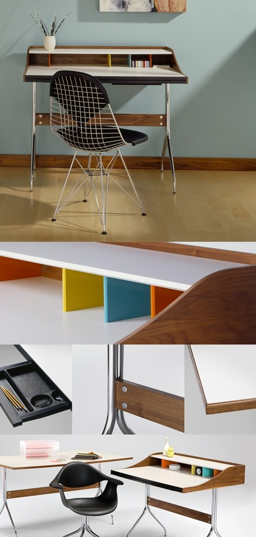 Nelson desk unit creatin space at home pinterest products
