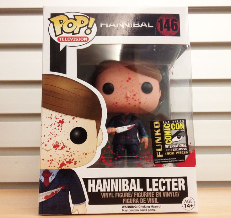 Tiny Precious Murder Toys Hannibal Hannibal Lecter