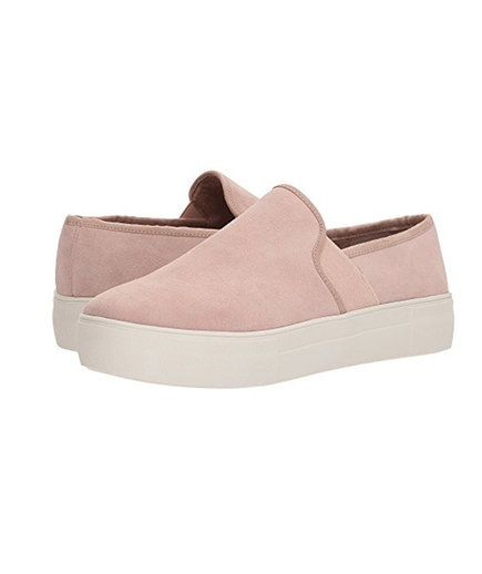 Pink Slip-On Shoe | Buy these waterproof shoes for stormy days—but they're so comfy, you may end up wearing them no matter the weather.