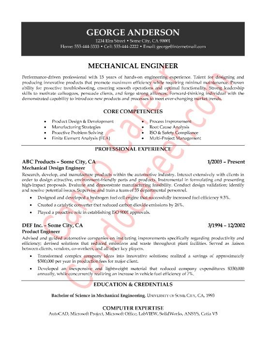 10 best best electrical engineer resume templates & samples images ... - Examples Of Outstanding Resumes