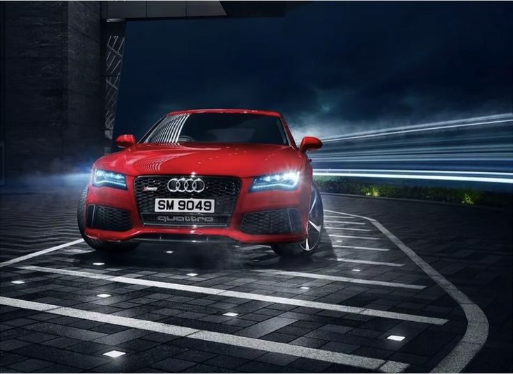 Stunning design and high performance: The Audi RS7. #audi #RS7 #stunningdesign #highperformance