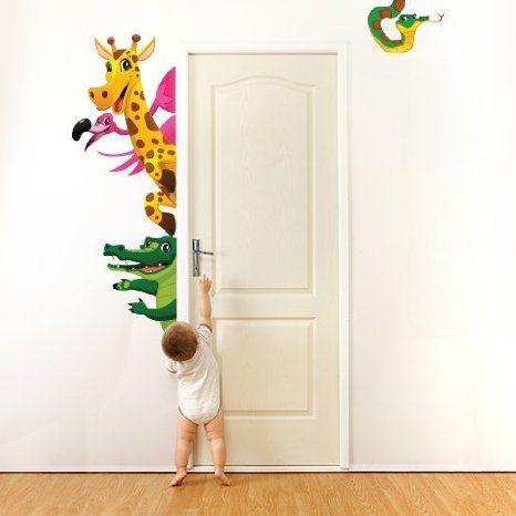 Oltre 1000 idee su Decorazione Della Parete Per Bambini su Pinterest  Decalcomanie da parete ...