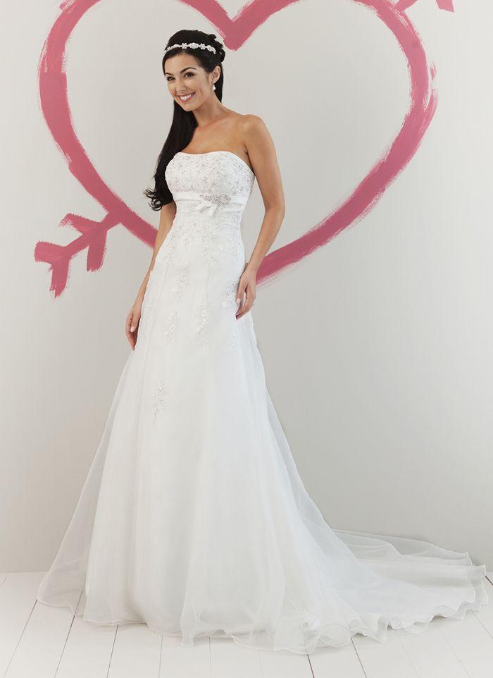 33 best Brautkleider images on Pinterest | Wedding ideas, Wedding ...