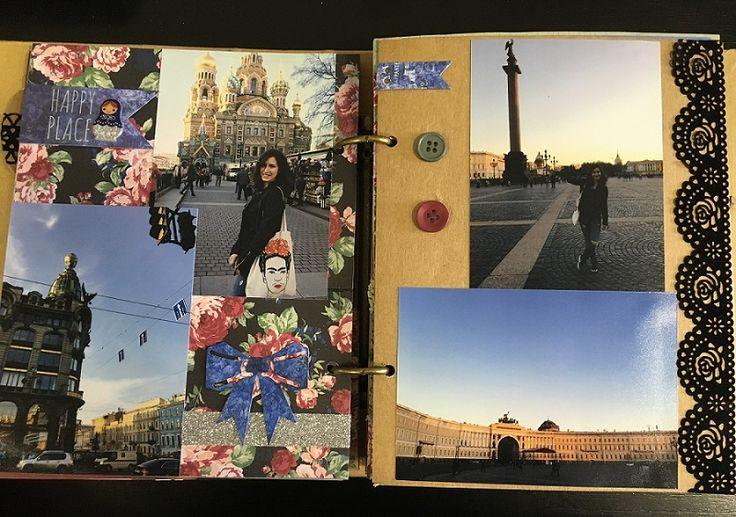 Cestovateľský album (Travel scrapbook album)