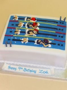 swimming cake images - Google Search