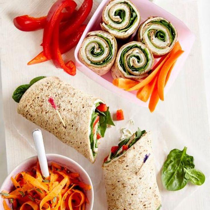 Les Eclaireuses.com «5 idées de lunch box healthy à emporter.»