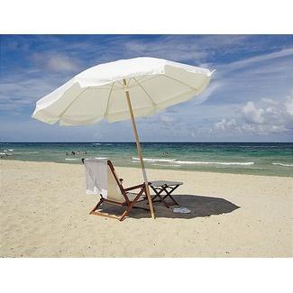 Fiberbuilt 7.5' Beach Umbrella - 7BPU-WDX