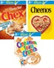 SAVE $3 OR MORE when you buy any THREE BOXES any flavor General Mills cereals:  Cheerios® • Cinnamon Toast Crunch® • and few other products