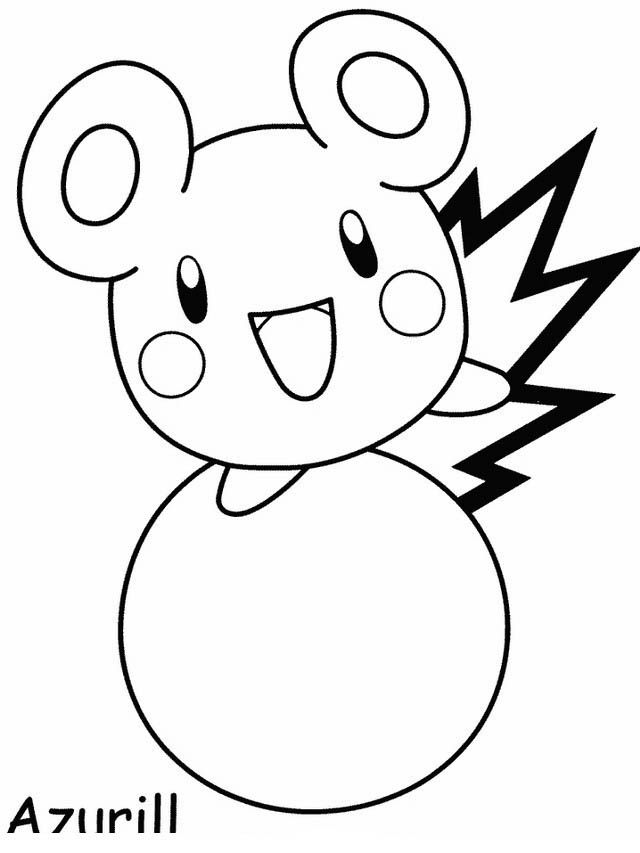 Pokemon Coloring Pages 66