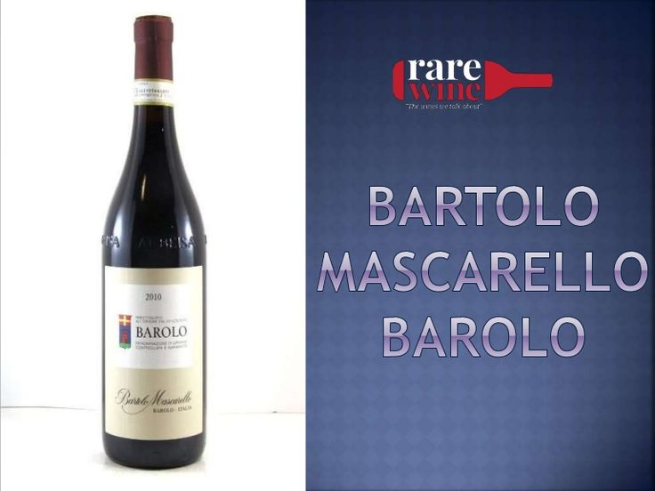 #Australian_wine The 2010 Barolo is one of the most striking, hauntingly beautiful wines I have ever tasted here. http://www.slideshare.net/JesiKa3/bartolo-mascarello-barolo