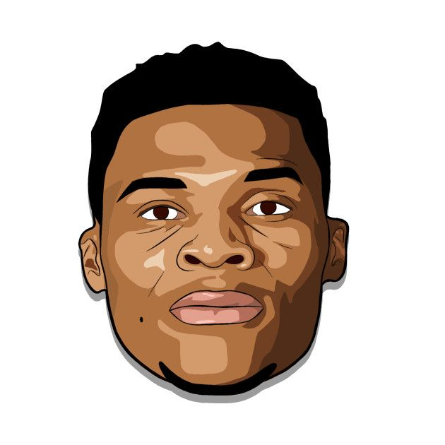Check out this awesome 'Russell Westbrook Cartoon' design ...