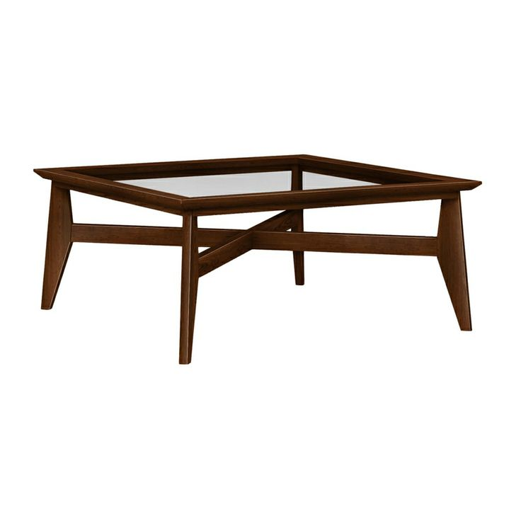 Ethan Allen Trevor Coffee Table: Trevor Coffee Table - Ethan Allen US