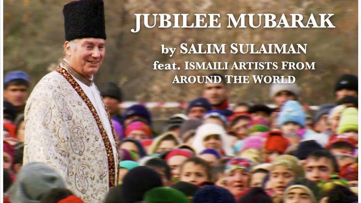 Jubilee Mubarak | 'Diamond Jubilee' Official Song | Salim Sulaiman
