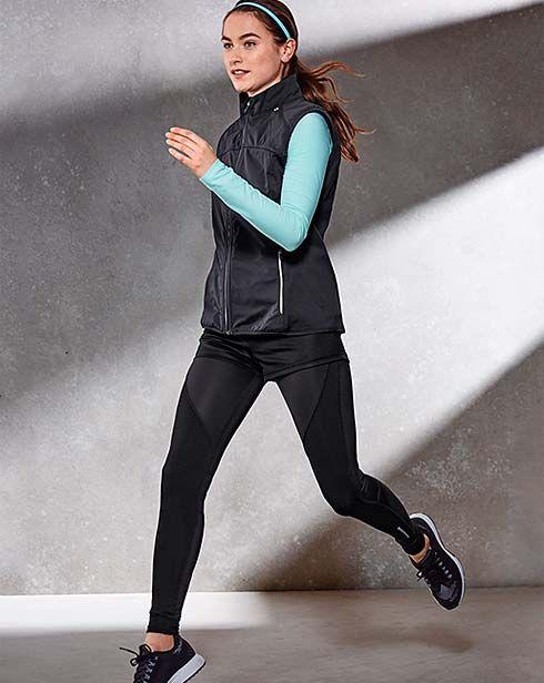 Funkčné športové oblečenie: Beh a jogging v zime – v Tchibo