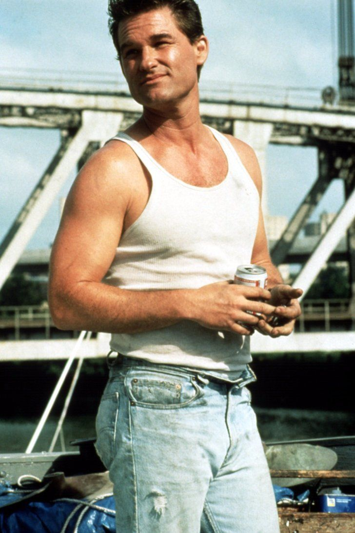 These Handsome Pictures of Kurt Russell Will Send You Overboard