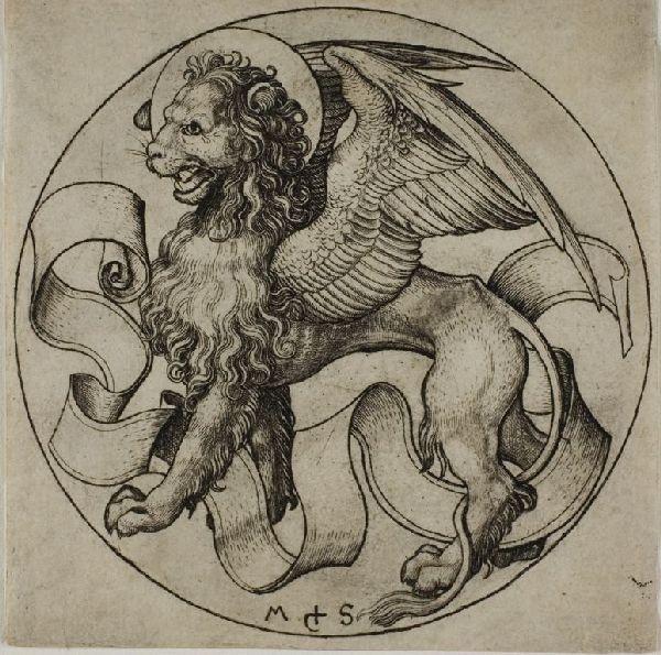 The Lion of Saint Mark From en.wahooart.com/