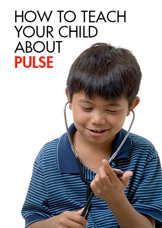 """Hands-on activity to your kids about heart rate - this activity let's them """"see"""" their pulse! Also includes a video explaining what pulse is."""
