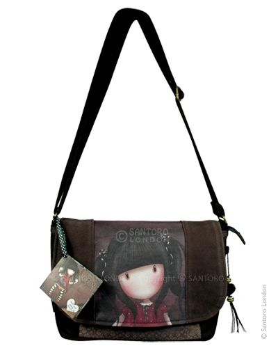 Bag. Santoro's Gorjuss