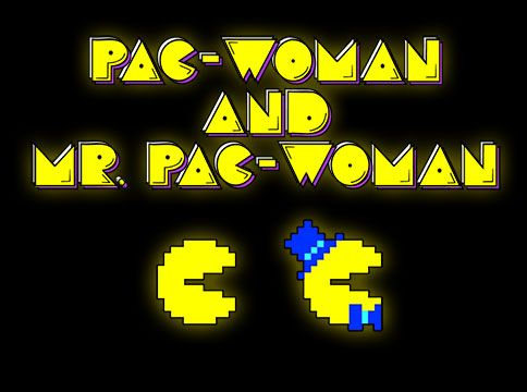 Gender and the Pac-Mans (click thru for analysis)