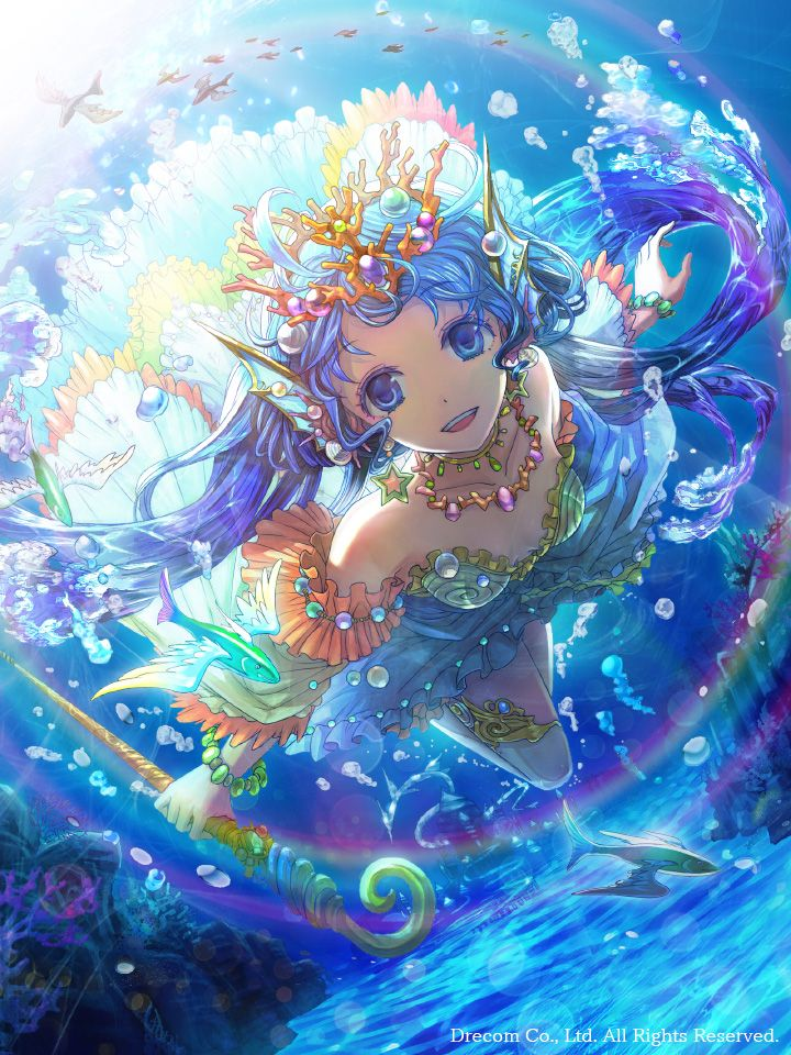 1000+ Ideas About Anime Mermaid On Pinterest