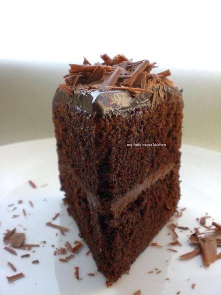 Πασχαλινή Σοκολατένια Τούρτα-Φωλιά με Γεμιστά Σοκολατένια Αβγά