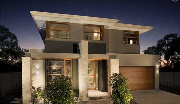 Modern Mission building   Modern Exterior   livingspacebuilders.com Blog
