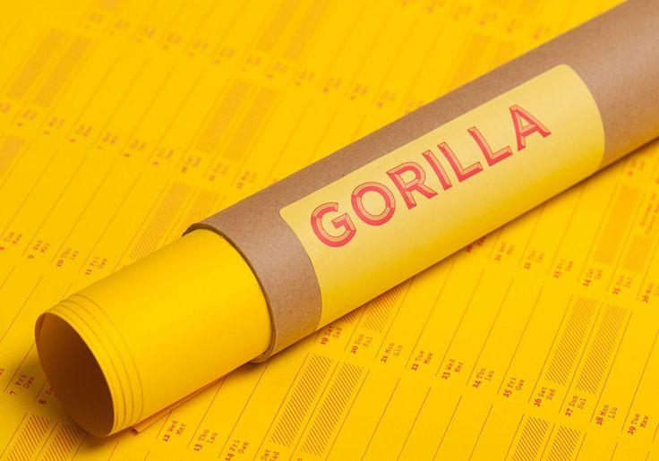 Gorilla by Smörgåsbord.