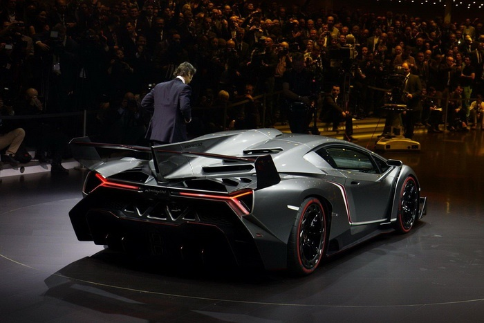 Lamborghini Veneno specifications