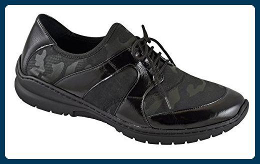 """Magnatomix ® Damen 201 """"Boost"""" - Magnaprene Gesundheitsschuh/ Reflexzonen Massageschuh (41, camouflage black) - Sneakers für frauen (*Partner-Link)"""
